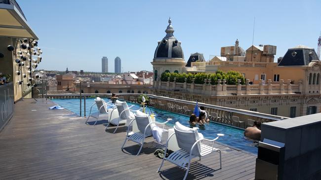 Ohla Hôtel Barcelone