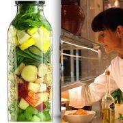Teresa Carles – à Barcelone elle révolutionne le principe du restaurant Végétarien !
