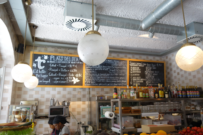 Teresa Carles restaurant