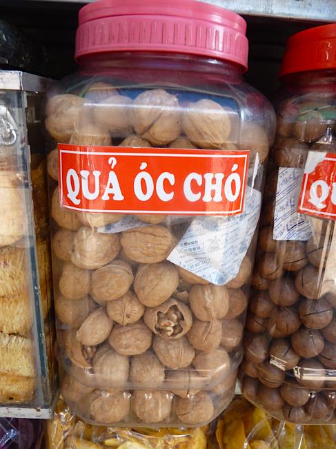 Les noix … ceci n'est pas sans nous rappeler la France