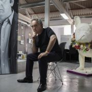 Ferran Adrià de retour à Rosas sur le site de El Bulli en janvier 2018