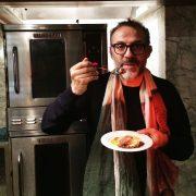 Massimo Bottura et son ONG » Food For Soul » cuisineront pour les démunis des favelas durant les JO de Rio