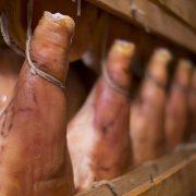 Jambon de Parme AOP, vins et tortelli