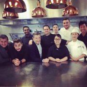 Les frères Roca se posent à Hong Kong et Macau pour leur World Tour 2016 – dîner à Bo Innovation et visite au Tasting Room à Macau