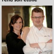 L'Arnsbourg, les nouveaux propriétaires désirent rendre l'étoile Michelin obtenue par Philippe Labbé