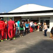 JO Rio 2016 : Le restaurant le plus fréquenté par les athlètes et le plus populaire c'est : le McDo du village olympique