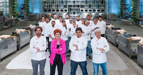 top chef italie