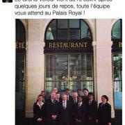 C'est la grande rentrée pour les chefs parisiens !