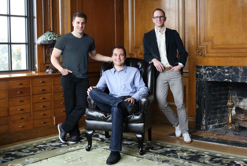 les fondateurs de Airbnb