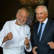 Pierre Gagnaire commence son premier service à Bernard Magrez la Grande Maison avec une vidéo pour Food&Sens