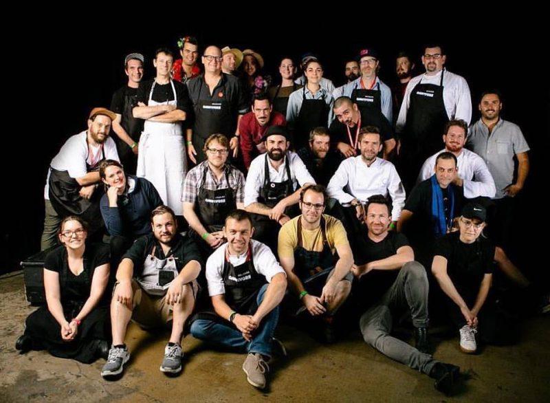Omnivore Wordl Tour 2016 Montréal