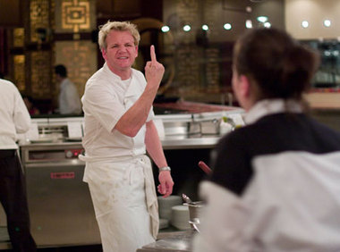 Gordon Ramsay Kitchen Nightmares Se