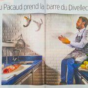 Le Point – Mathieu Pacaud au Divellec : «il faut que tout change que rien ne change»
