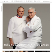 Ducasse/Robuchon, l'interview consensus !