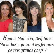 Derrière chaque grand chef il y a une femme … Madame Figaro fait le classement …