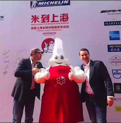 Michelin Shanghai