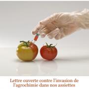 Atabula lance un manifeste » contre l'invasion de l'agrochimie dans nos assiettes » après le rachat de Monsanto par Bayer