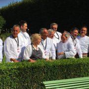 Hier les grands chefs cuisinaient les canards au Palais Royal… le tout en image