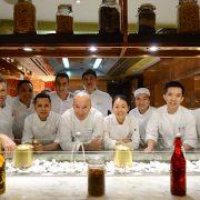Food & Music à l'hôtel Altira à Macao pour un dîner gastronomique