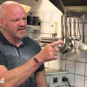 Combien de restaurant ont été sauvés lors du passage du Chef Etchebest dans l'émission » Cauchemar en Cuisine » ?