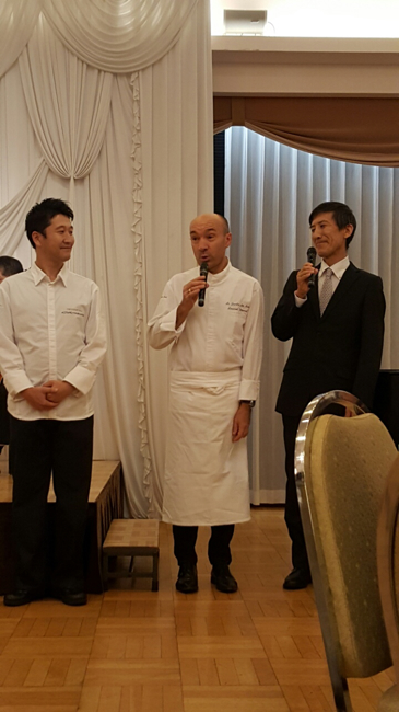 Bocuse d'Or Japon - Laurent Pourcel