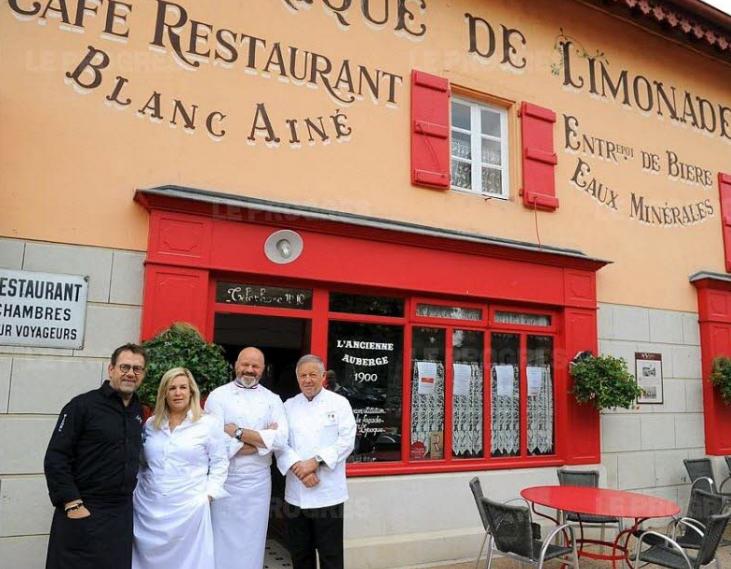 C 39 est off c 39 est cuisine c 39 est d 39 actualit 84 food sens - Cours de cuisine georges blanc ...