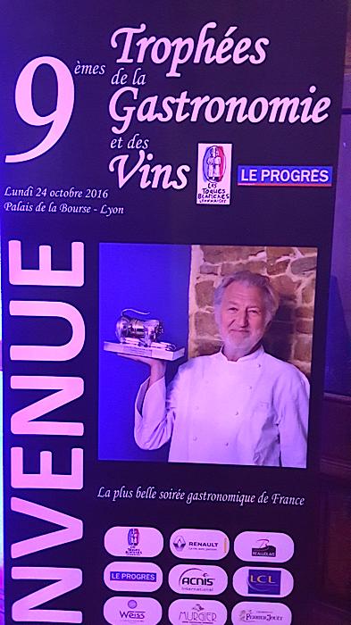 Trophées de la Gastronomie et des Vins