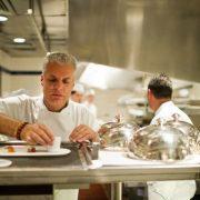 Zagat classe les Meilleurs restaurants de New York, en première place le chef Éric Ripert du Bernardin