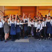 L'ouverture de la pâtisserie de Dominique Ansel à Londres attire une foule énorme dès le premier jour