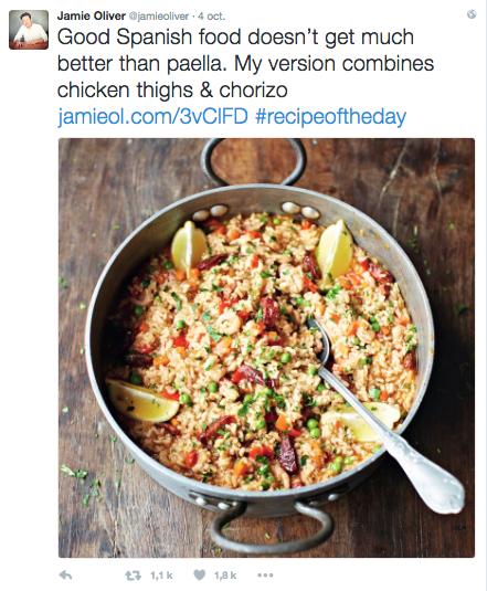 Paella Jamie Oliver