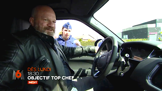 Etchebest Objectif Top Chef