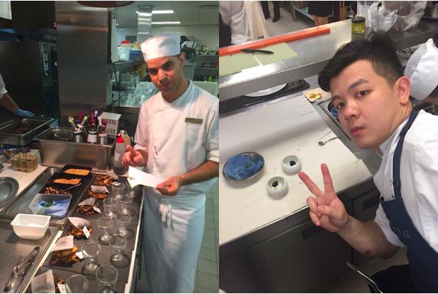 Shoxcase Michelin Macao 2016