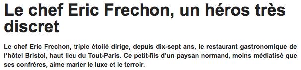 JDD Fréchon