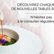 Vente Privée prolonge – Tous au Restaurant – de 2 semaines pour certains établissements