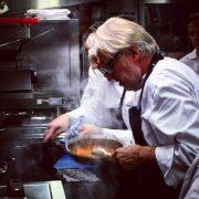 Pierre Gagnaire cuisinait à Amsterdam ce lundi au dîner