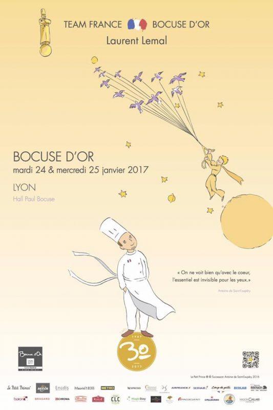Bocuse d'Or 2017