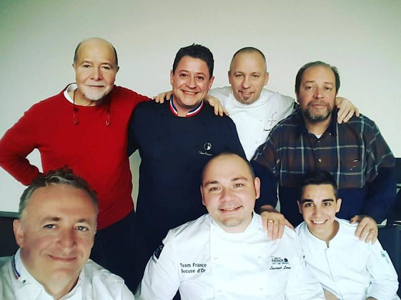 Team Bocuse D'Or