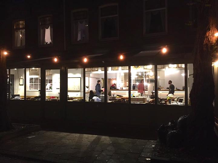Café CARON Amsterdam