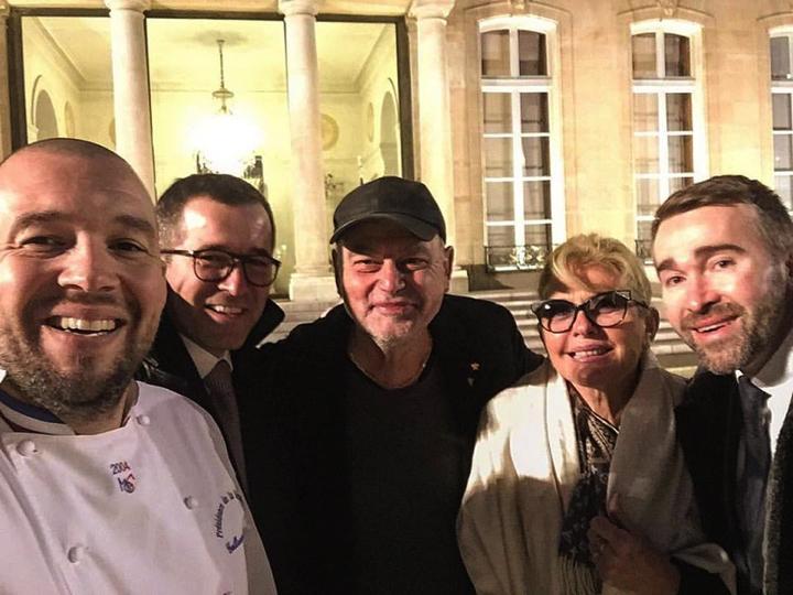 Foie gras Élysée
