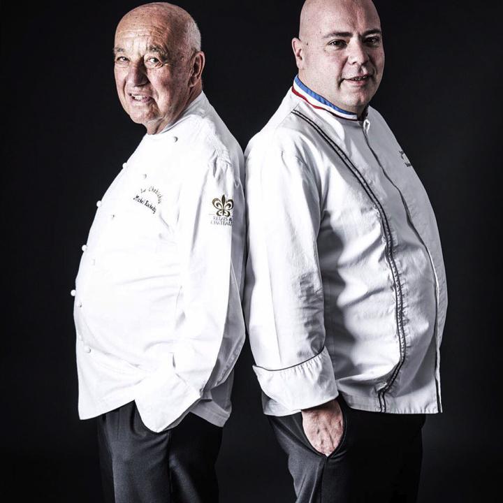 Michel Rochedy et Stéphane Buron