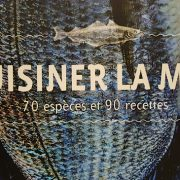 BEAUX LIVRES – Cuisiner la mer de Gaël Orieux – Une Ode au grand bleu !