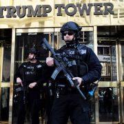 NYC – Depuis l'élection de Trump au pouvoir, les restaurateurs du quartier où il réside ne sont pas contents !