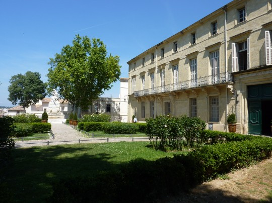 Le Jardin des Sens La Canourgue