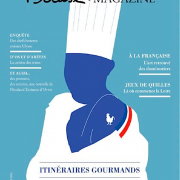 Bocuse Magazine – un nouveau magazine consacré à l'art de vivre à la Française à paraître le 8 décembre prochain