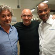 Martinique Chefs Festival – un programme riche en activité culinaire – Hermance Carro et Claire Verneil en cuisine – Gilles Pudlowski dira même » moins je mange, mieux j'écris «