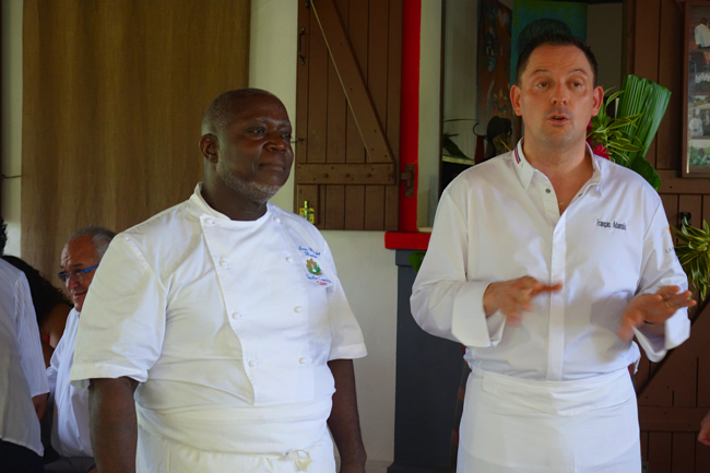 Martinique Chefs festival
