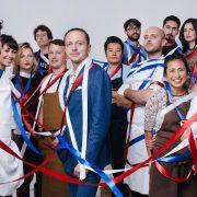 L'Express Style : Ces étrangers qui n'ont pas eu peur de se lancer à Paris dans la restauration et d'y réussir !