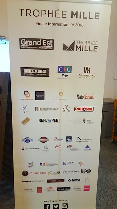 Trophée Mille Reims 2016