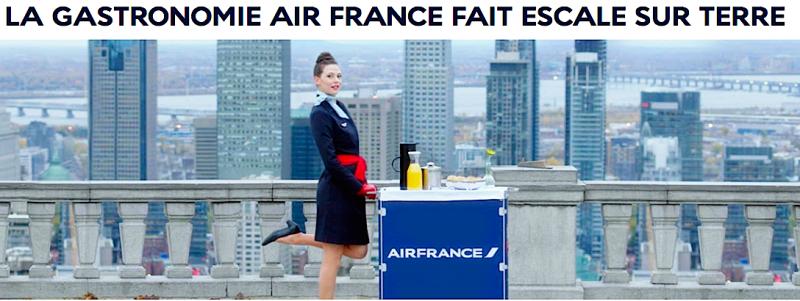 Air France Joël Robuchon