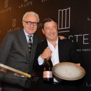 Lundi soir se tenait le dîner de gala de présentation de la LISTE DES 1000 au Quai D'Orsay